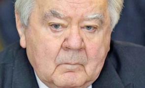 A murit Oliviu Gherman, fost lider PSD și al Senatului