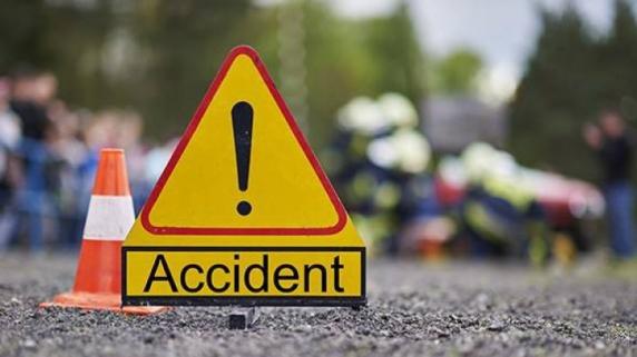 Accident în lanț pe DN1. Trafic blocat după ce 6 mașini s-au ciocnit violent