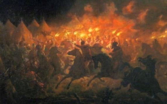"""Adevărul despre cea mai cunoscută bătălie a lui Vlad Ţepeş. De ce a eşuat celebrul """"Atac de noapte"""""""