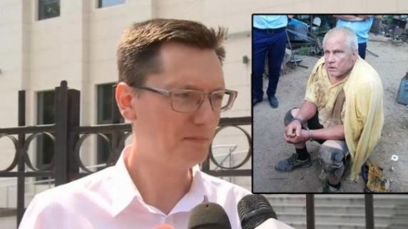 "Alexandru Bogdan, primul avocat al lui Gheorghe Dinca: ""Neaga ca a violat-o pe Alexandra. Au dormit in acelasi pat"""