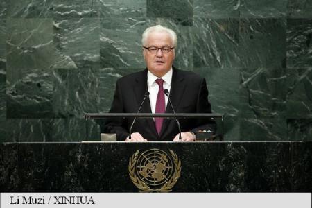 Ambasadorul Rusiei la ONU, Vitali Ciurkin, a murit la New York din cauze necunoscute