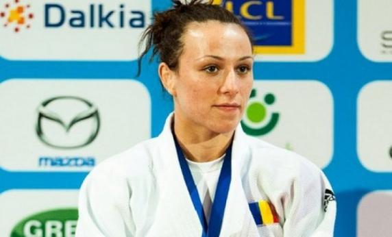 """Andreea Chiţu, medalie de aur la Grand Prix-ul de judo din Antalya. Cozmin Gușă a comentat finala la Realitatea TV: """"O victorie istorica!"""""""