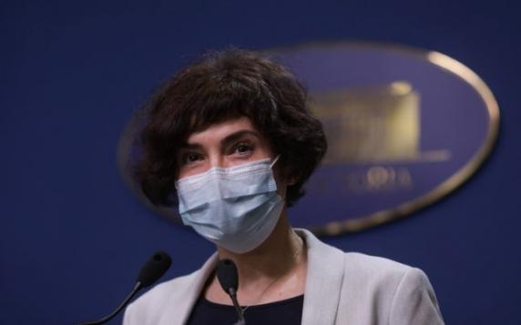 Andreea Moldovan, secretar de stat în Ministerul Sănătăţii: Două săptămâni de carantină naţională ar face minuni
