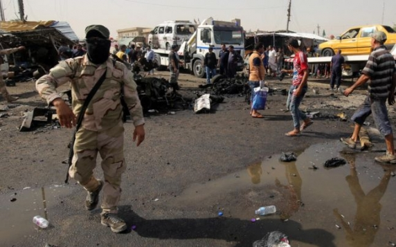 Atac cu maşină-capcană la Bagdad, soldat cu cel puţin 35 de morţi şi 61 de răniţi