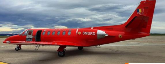Avionul rapid SMURD nu salvează pacienți ci doar un SRL cu milioane de dolari