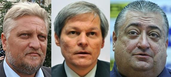 Avocatii lui Ciolos legati de mafia ruso-israeliana