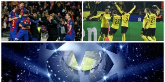 Barcelona elimină pe PSG după ce în tur a pierdut cu 0-4