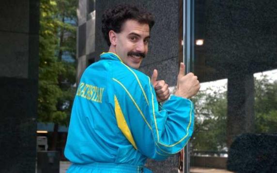 """Baron Cohen, acuzat de un actor român: """"Trăim într-o lume în care dacă eşti alb crezi că poţi să-l umileşti pe celălalt!"""""""