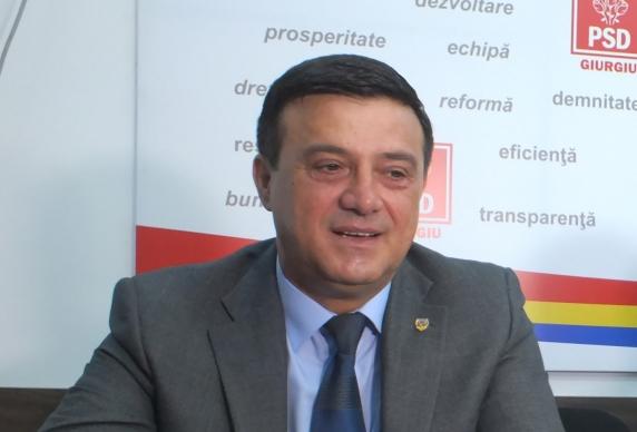 Baronul PSD de Giurgiu, Nicolae Bădălău, vrea la Curtea de Conturi a României