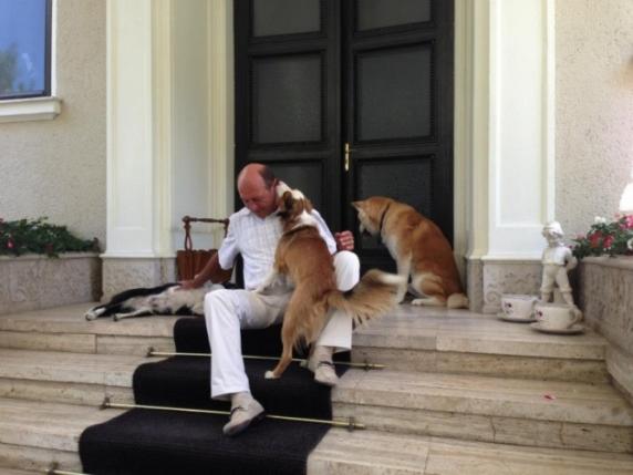 """Băsescu se teme de incidente: """"Mă mut în Gogol, dar nu există protecţie. Inclusiv Ponta va răspunde!"""""""