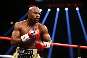 Boxerul Floyd Mayweather, ţinta unui atac mafiot în Atlanta. Bodyguardul său a fost împușcat