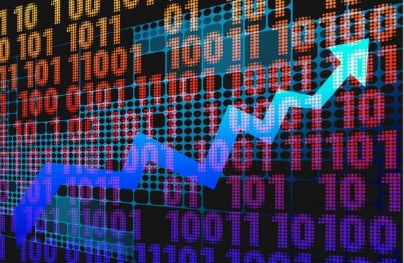 Bursa din SUA la un nivel record, în urma îmbunătăţirii relaţiile comerciale dintre Statele Unite şi China