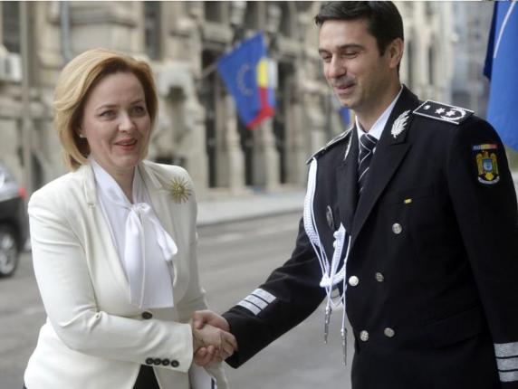 """Cătălin Ioniță, fostul șef al Poliției Române, o atacă pe Carmen Dan: """"Am aflat din mass media că mi-am dat demisia"""""""