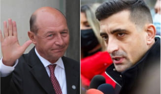 """Ca si cum Băsescu ar fi usă de Biserică: """"Niste semidocti. Sosoaca ar fi buna de sefa de galerie la Dinamo si Simion sef de galerie la Steaua!"""""""