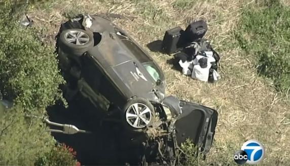 Care este starea lui Tiger Woods la patru zile după accidentul rutier din Los Angeles