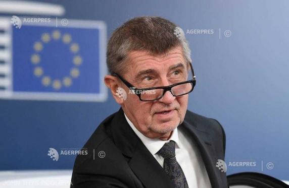 Cehia: 50.000 de manifestanţi au cerut la Praga demisia premierului Andrej Babis