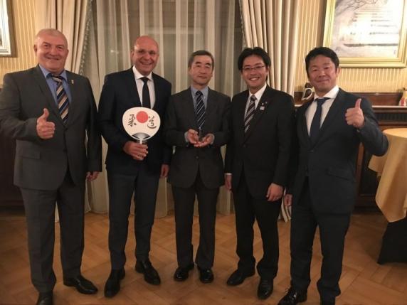 Centru româno-japonez de educație a tinerilor prin judo, la Cluj-Napoca