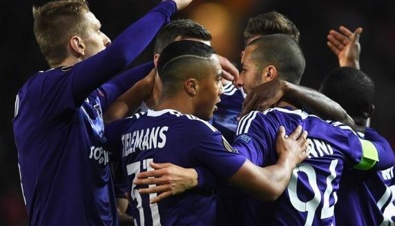Chipciu și Stanciu, campioni cu Anderlecht