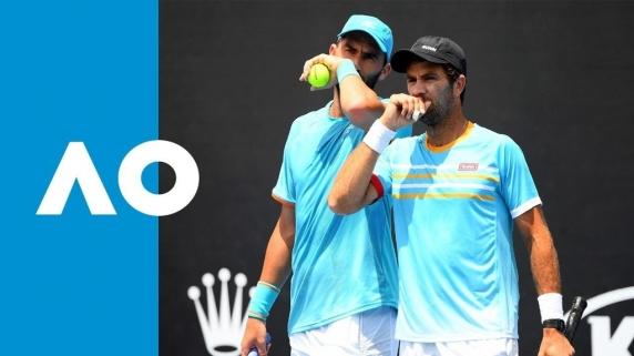 Cinci tenismeni din Romania sunt inscrisi pe tablourile de dublu la Australian Open