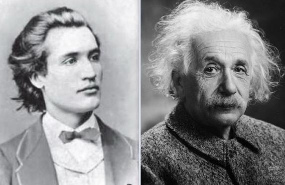 Cine a descoperit teoria relativității, Einstein sau Eminescu?