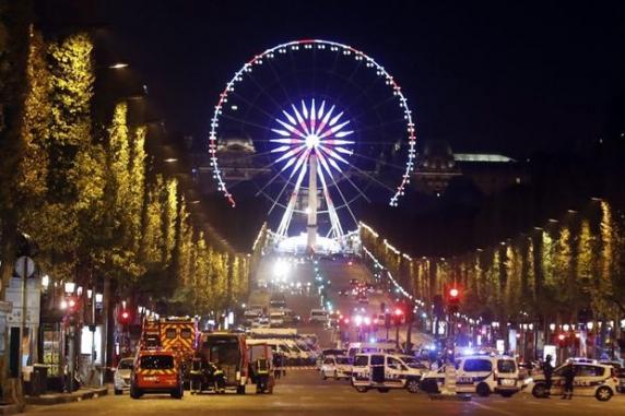 Cine este autorul atacului de pe Champs Elysee