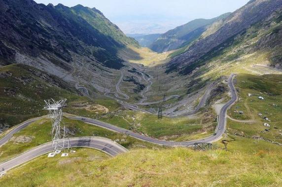 Circulație restricționață pe Transfăgărăşan și trafic întrerupt pe DN 7