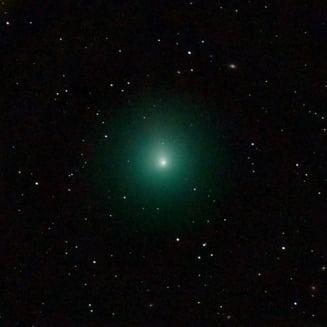 """Cometa """"bețivă"""": Un obiect cosmic care contine mult alcool se va apropia de Pamant in 2024. Astronomii sunt socati!"""