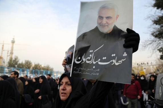 Conflictul SUA - Iran: Pentagonul trimite mii de trupe in Orientul Mijlociu, Trump il numeste pe Soleimani teroristul numarul unu al lumii