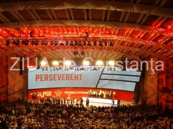 Congres extraordinar la PSD: social-democraţii îşi aleg preşedintele, preşedintele executiv şi secretarul general