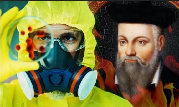 Coronavirusul prezis de Nostradamus in Centuria II Catrenul 53. Apocaliptic este ceea ce urmeaza virusului ucigas in 2020
