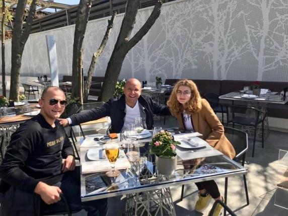 Cozmin Gusa a luat decizia sa-si mute intreaga familie in Austria unde va fonda o companie de consultanta