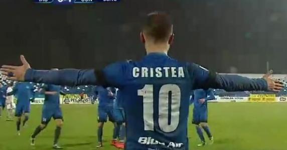 CSM Poli Iași – Concordia Chiajna 3-1. Cristea și Golubovic, de neoprit!