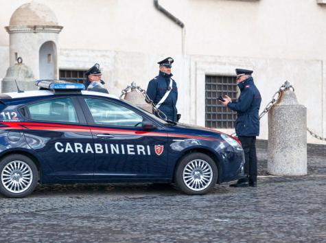 Cum a ucis un român din Italia un carabinier? A fost arestat imediat