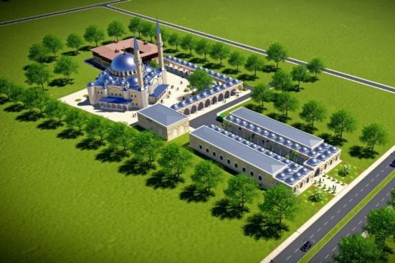 Cum arată proiectul Marii Moschei care se va construi la Bucureşti