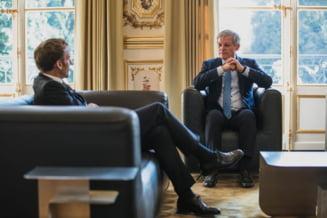 """Dacian Cioloș a refuzat invitația lui Iohannis pentru întâlnirea cu Macron: """"Nu am de gând să cer scuze nimănui că onorez invitații în Europa"""""""