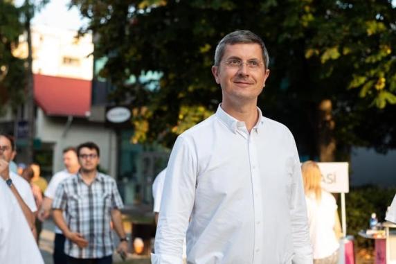 Dan Barna a fost reales președinte al USR