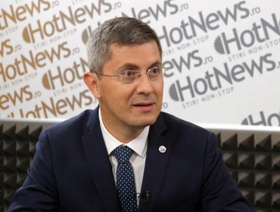 Dan Barna, despre Goțiu: Mihai este un coleg care o dată la două-trei zile cere demisia conducerii. Face parte din farmecul USR