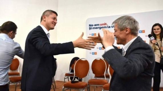 Dan Barna: Provocarea noului preşedinte va fi căderea actualului Guvern