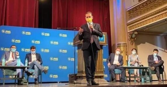 Dan Meran l-a învins pe Cristian Băcanu și este noul președinte al PNL Sector 5