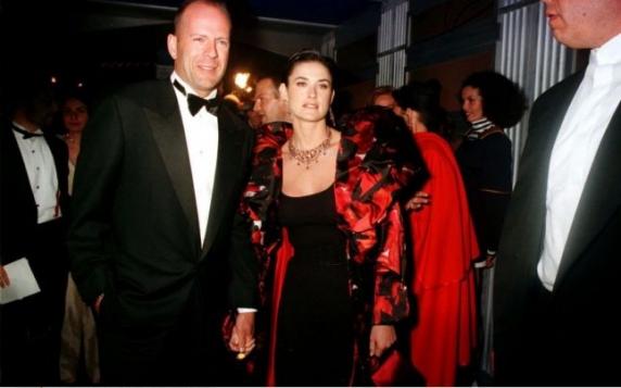"""De ce nu a mai vrut Bruce Willis să aibă relaţii cu Demi Moore: """"În viaţa personală exista multă durere!"""""""