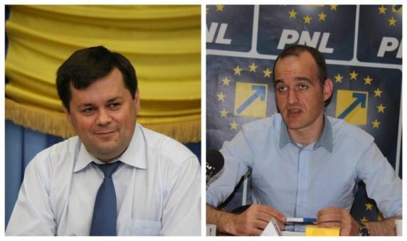 """De față cu Ludovic Orban și Rareș Bogdan, Romanescu îl face pe Vîlceanu """"blatistul de serviciu al PSD"""""""