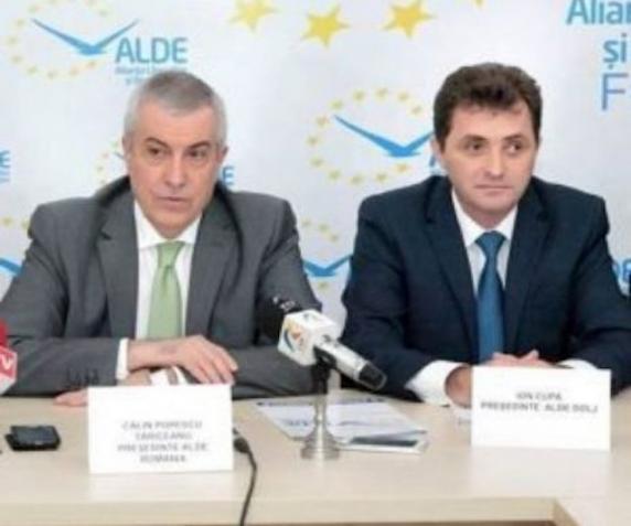 """Deputat Ion Cupa: """"Văd în aceste zile lideri locali, parlamentari, militanți ALDE bulversați, peste tot în țară"""""""