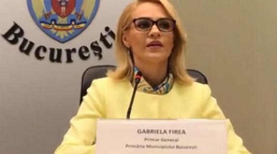 Dezastru în primăria Gabrielei Firea, conturile blocate de ANAF, faliment nedeclarat