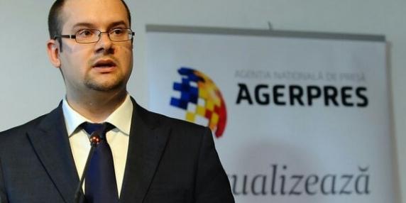Directorul general Alexandru Ghiboi şi-a tras limuzină de 40.000 de euro din banii AGERPRES