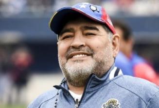 """Doctorul in ultimele clipe de viata ale lui Maradona: """"Da, prostule, grasul moare!"""""""