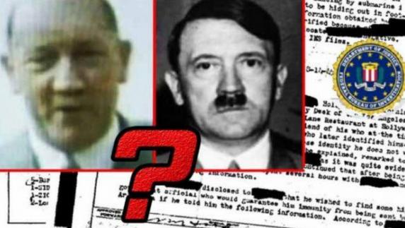 Documente declasificate ale FBI: Adolf Hitler a fugit în Argentina la bordul unui submarin