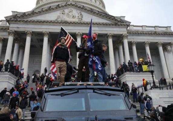 Doi polițiști s-au sinucis după ce au intervenit la asaltul asupra Capitoliului