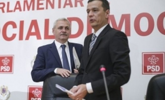 Dragnea, Grindeanu si liderii PSD, plangeri penale impotriva protestatarilor
