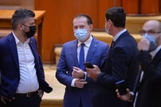 Eșec total! Cîțu a încercat să rupă tabăra Orban. Deputații nici n-au venit la discuții