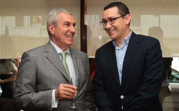 E OFICIAL! Victor Ponta face Alianță electorală Tăriceanu ! ALDE şi Pro România, candidat unic la prezidențiale, Mircea Diaconu